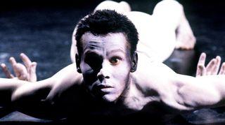 Tero Saarinen tanssii vuonna 1991.