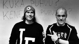 Mikko Sarjanen, Aleksis Salusjärvi
