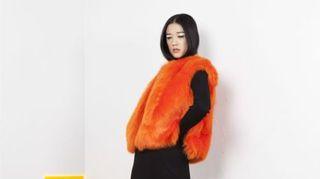 Liivi: STEFFI Vest Orange