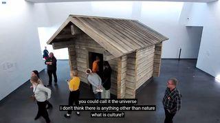#ALONETOGETHER luo yhteyden Kiasman yleisön ja kolmen taiteilijan välille.