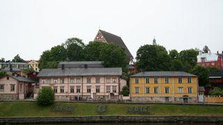 Kuninkaansalista savupirttiin 2/4: Kaupungit  Porvoo