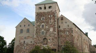 Kuninkaansalista savupirttiin 1/4 Turun linna