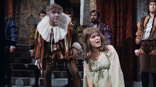 Rigoletton Gildana Suomen kansallisoopperassa