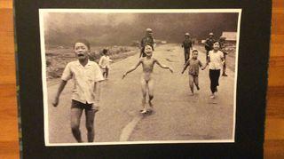 Vietnamin sodan ikoninen kuva synnytti vihan sotaa vastaan