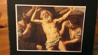 Maalaus Louvressa järkytti pienen pojan mielen. Vilppu Kiljusen leikekirja/Kuusi kuvaa Vilppu Kiljusen elämästä.