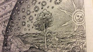 Keskiaikainen maailmanselitys tallentui lapsuuden mielikuviin. Kuusi kuvaa VIlppu Kiljusen elämästä