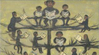 Apinakomitea byrokratiaa vastaan.