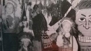 Tivoli Sariolan pikkuinkkarit, mukana Tapio Sariola lapsena
