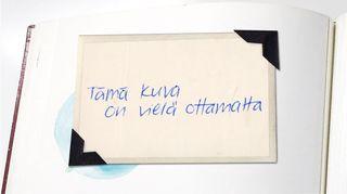 Kuudes kuva puuttuu. Millaisen hetken tulevaisuudessa Marjatta Tapiola haluaisi vielä kameralla tallennettavan?