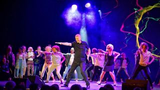 Unelmien ilta! Marcon vietti 50-vuotisjuhliaan toukokuussa 2016 Kulttuuritalolla 200 esiintyjän voimin.