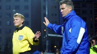 """Ari """"Zico"""" Hjelm siivitti Tampere Unitedin huikeaan menestykseen."""