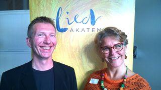 Heikki Pellinen ja Ulla Raiskio