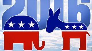 Yhdysvaltain presidentinvaalit 2016
