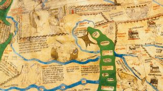 The Hereford Mappa Mundi Trust and the Dean and Chapter of Hereford Cathedral /Juha Nurmisen kokoelmat
