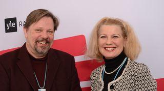 Juho-Pekka Rantala ja Elli Aaltonen