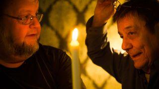 Risto Nordell ja Hannu Taanila