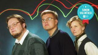Pajatso. Risto Nordell, Antti Pajamo ja Minna Lindgren