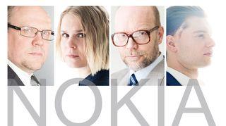 Radioteatteri esittää: Nokia - Suomen suurin tarina.