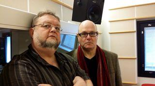 Risto Nordell ja Ruben Stiller