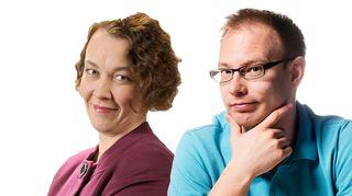 Johanna Korhonen ja Timo Asikainen