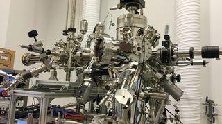 Aalto-yliopistossa tutkitaan grafeenin nanolankoja ja valmistetaan grafeenia uudella laitteella, CVD-menetelmällä.