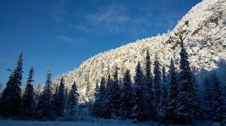 Sääkuva: Lunta ja aurinkoa Kuusamossa