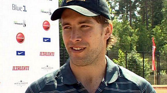 Tuomo Ruutu kuvassa