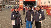 Video: Simo Leinonen, Jussi Piirainen ja Glenn Lindholm