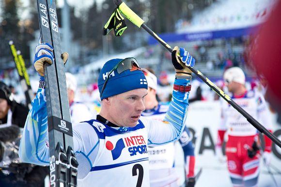 Heikkinen wins bronze medal at Lahti 2017 | Yle Uutiset | yle.fi