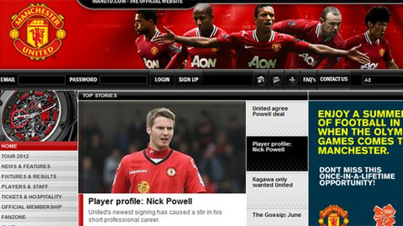 Nick Powellin, 18, siirto Manchester Unitediin sai sinetin