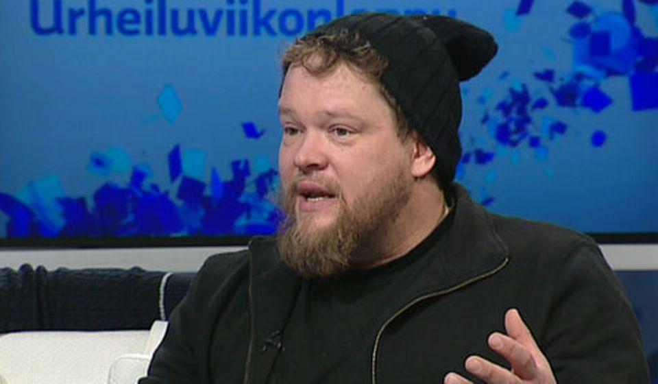 Ville Haapasalos
