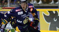 Jonne Virtanen siirtyi täksi kaudeksi Lukko-paitaan.