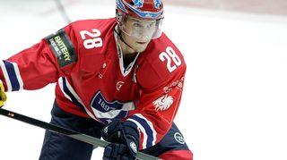 Jasse Ikonen, HIFK, kuvassa