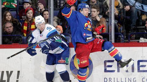 Tomi Mäki KHL-pudotuspeleissä