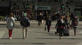 Katukuvaa Tukholmasta