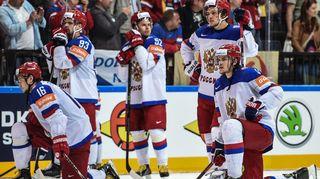 Venäjä sai maistaa karvasta kalkkia vuoden 2015 MM-finaalissa