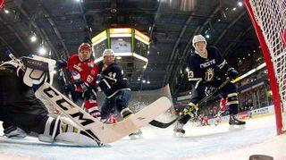 Blues-HIFK -ottelu 11.9. 2015