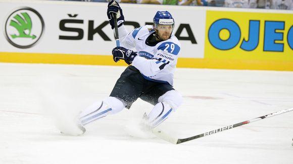 Petteri Nokelainen Montreal canadiens Suomen jääkiekkomaajoukkue