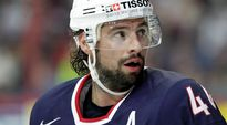 USA:n Nate Thompson.