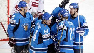 Latvia vs. Suomi, Mikael Granlund, Suomi tekee 1-2