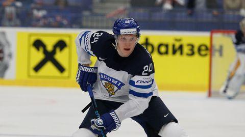Joonas Kemppainen oli ensimmäisenä viikonloppuna MM-kisojen paras aloituksissa.