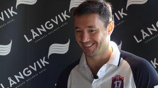 Video: Ilja Kovaltshuk Yle Urheilun haastattelussa