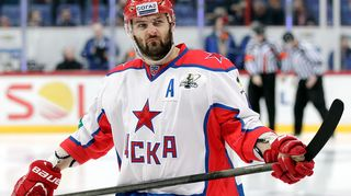 TsSKA:n supertähti Aleksander Radulov