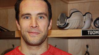 Joukkueen keski-ikä muovaa väistämättä ryhmädynamiikkaa, toteaa New Jersey Devilsin Tuomo Ruutu.
