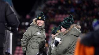 Tuomas Tuokkola on nostanut nuoren Ilves-joukkueen kärkikastiin.