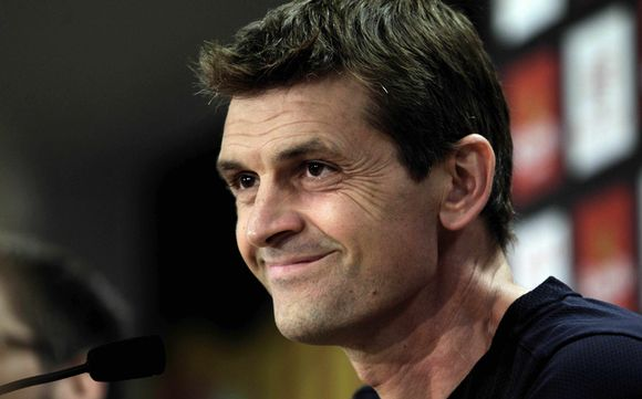 Francesc &#034;Tito&#034; Vilanova.
