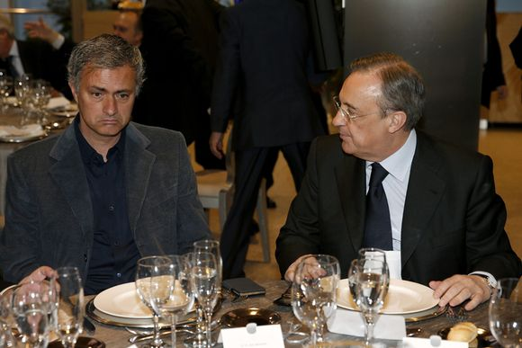 Spy Versus Spy As Mourinho Finds Madrids Not Forever