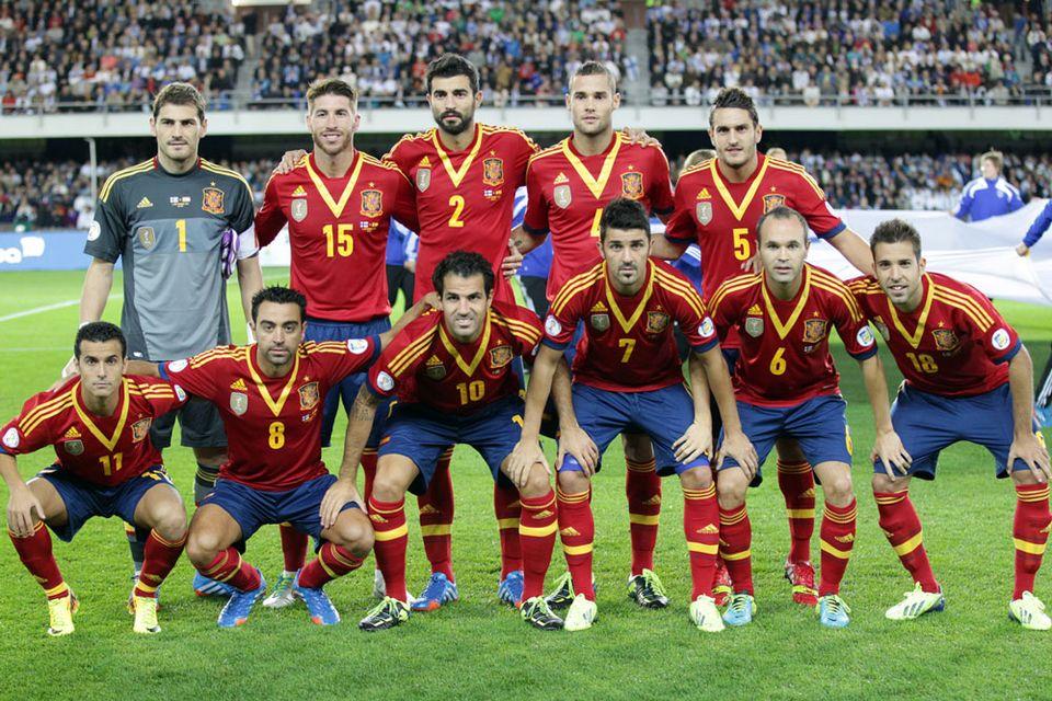 Jalkapallo Espanja