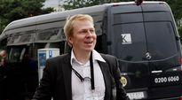 HJK:n toimitusjohtaja Aki Riihilahti