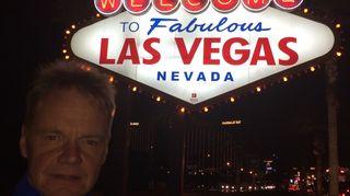 Audio: Las Vegas Boulevard on Juha Malisen lenkkeilypaikka.
